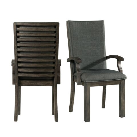 Carbon Loft Warbeck Arm Chair (Set of 2)