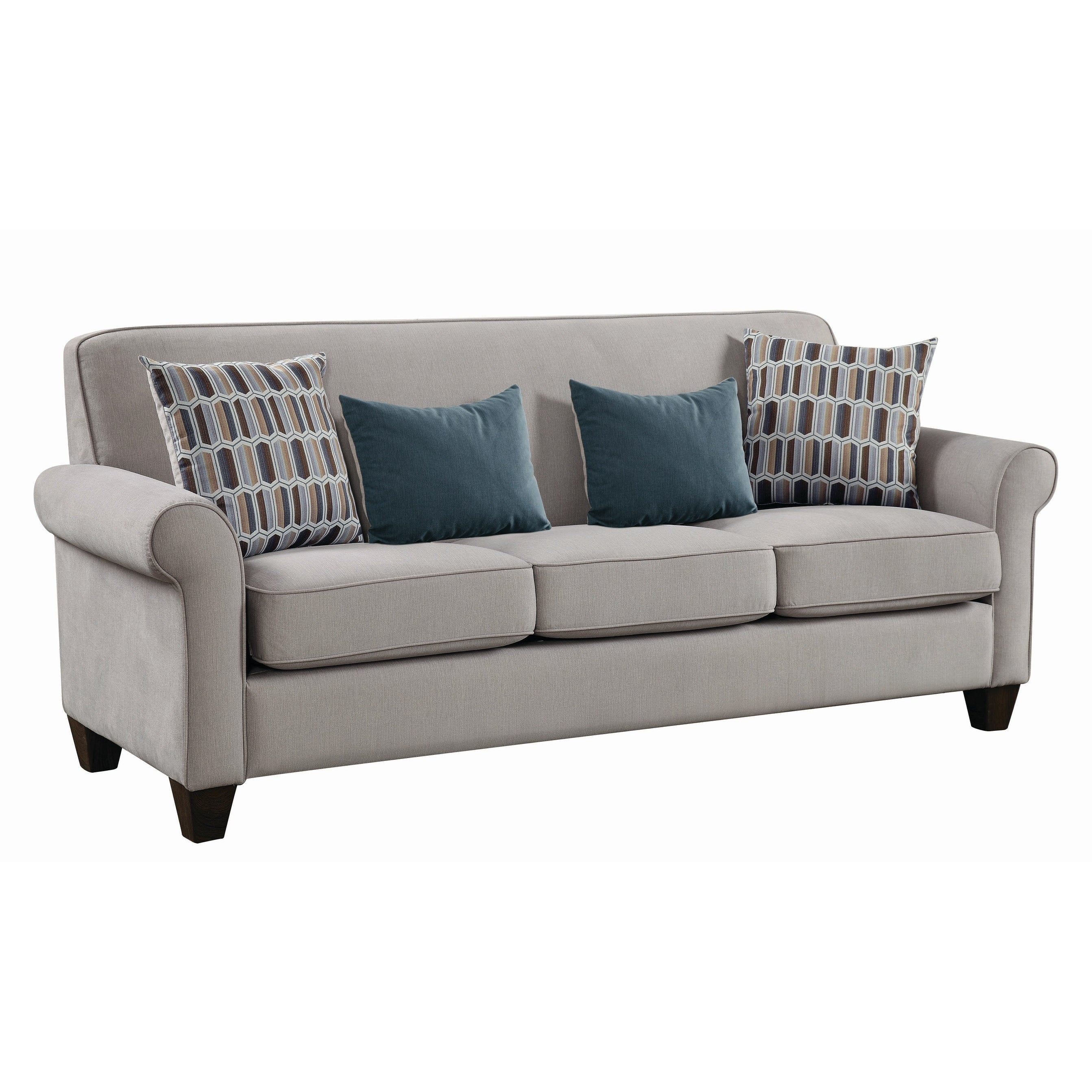 Beige Transitional Sofas Couches Online At Our Best Living Room Furniture Deals