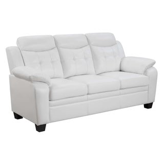 Buy Pillow Top Arms White Sofas Couches Online At Overstock Com