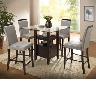 Home Source Cerise 5 Piece Dining Set