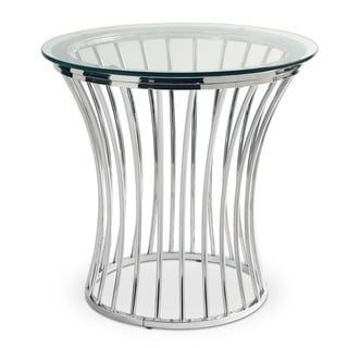 Picket House Furnishings Astoria Round End Table