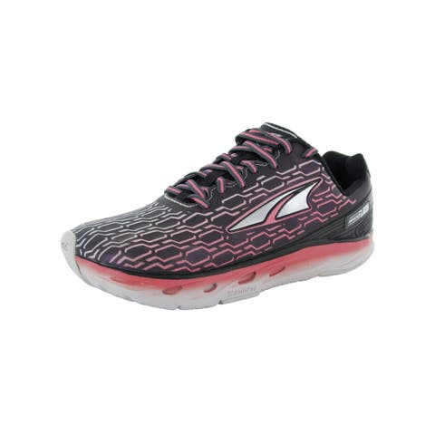 Altra Women Impulse Flash Athletic Sneaker Shoes, Black/Sugar Coral