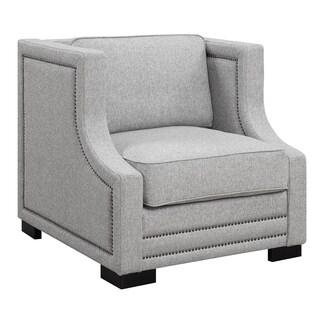 Coaster Sullivan Modern Grey Chair