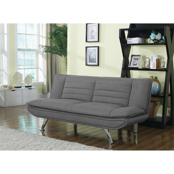 Shop Casual Grey Sofa Bed - On Sale - Free Shipping Today ...