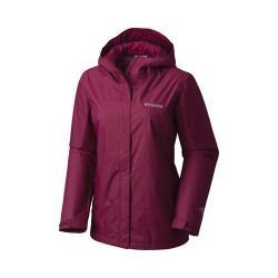Women's Columbia Arcadia II Jacket Dark Raspberry