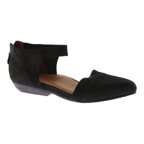 Gentle Souls Noreen Pointed Toe Shoe(Women's) -Dark Brown Nubuck Manchester Buy Cheap New Styles Outlet Store Cheap Online EwIuh