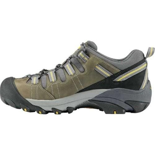 Men's Keen Utility Detroit Low ESD Soft Toe Work Shoe Black/Green Nubuck -  Free Shipping Today - Overstock.com - 24967063