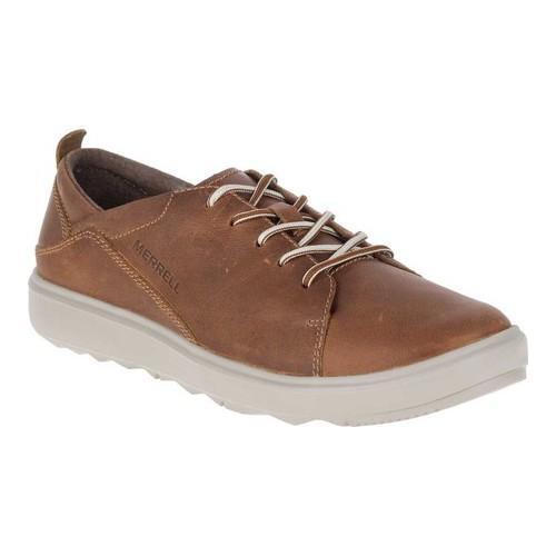 05008715d5 Women's Merrell Around Town Antara Lace Sneaker Brown Sugar Leather