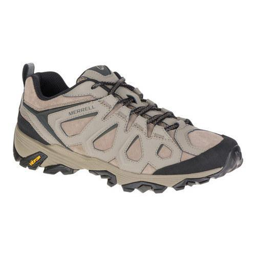 13b67997b3 Shop Men's Merrell Moab FST Leather Hiking Shoe Boulder - Free Shipping  Today - Overstock - 18910930