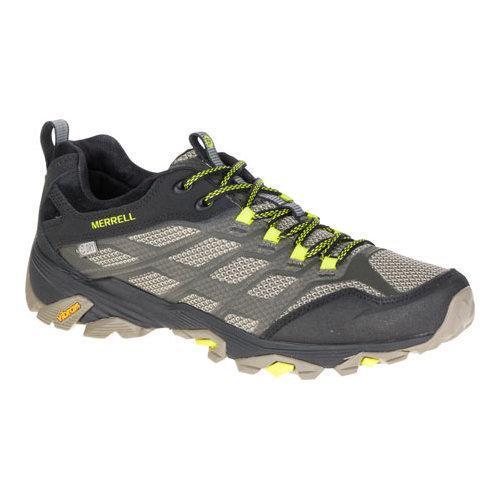 dda4004e70 Shop Men's Merrell Moab FST Waterproof Sneaker Olive Black - Free Shipping  Today - Overstock - 18910938
