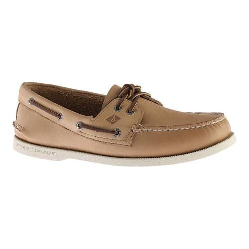 Shop Men s Sperry Top-Sider Authentic Original Boat Shoe Oatmeal - Free  Shipping Today - Overstock - 18911518 12f44a2ca2f6