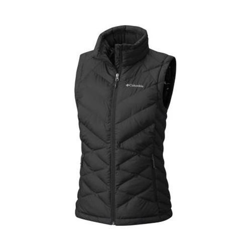 af0f390142f Shop Women s Columbia Heavenly Vest Black - Free Shipping Today - Overstock  - 18915831