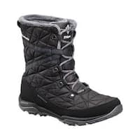 Women's Columbia Loveland Mid Omni-HEAT Boot Black/Sea Salt