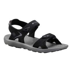 Men's Columbia Techsun Adjustable Strap Sandal Black/Titanium MHW