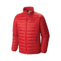 Men's Columbia Voodoo Falls 590 TurboDown Jacket Mountain Red