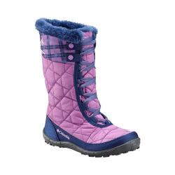 Children's Columbia Youth Minx II Waterproof Omni-HEAT Boot Northern Lights/Fawn