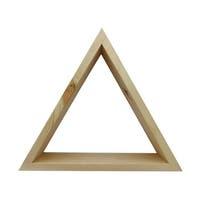 """Walnut Hollow Shelf Pine Triangle 13.88x12"""""""