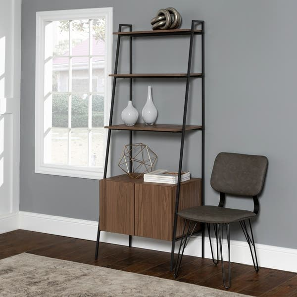 quality design bf775 f99f5 Shop Carbon Loft Lahuri 72-inch Ladder Bookshelf with ...