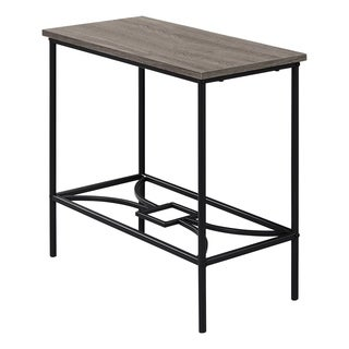 "Accent Table - 22""H  Metal"