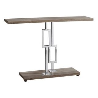 "Accent Table - 48""L Metal"