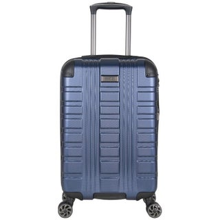 Kenneth Cole Reaction Scotts Corner Hardside PET Expandable 8-Wheel Spinner Carry On Luggage With TSA Lock