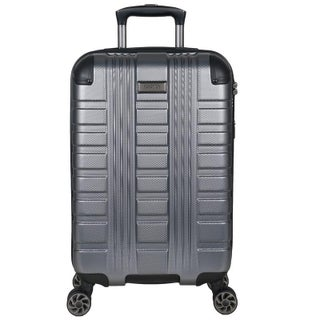 Kenneth Cole Reaction Scotts Corner Lightweight Hardside PET Expandable 8-Wheel Spinner Carry On Luggage With TSA Lock (Option: Charcoal)