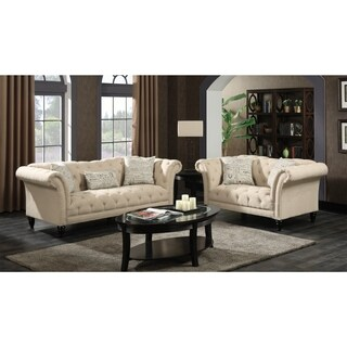 Picket House Furnishings Twine Sofa & Loveseat