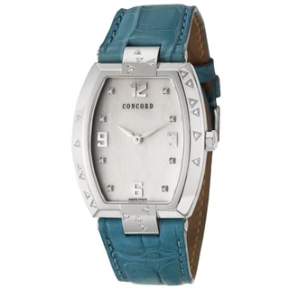 Concord La Scala Women's Diamond Steel Watch