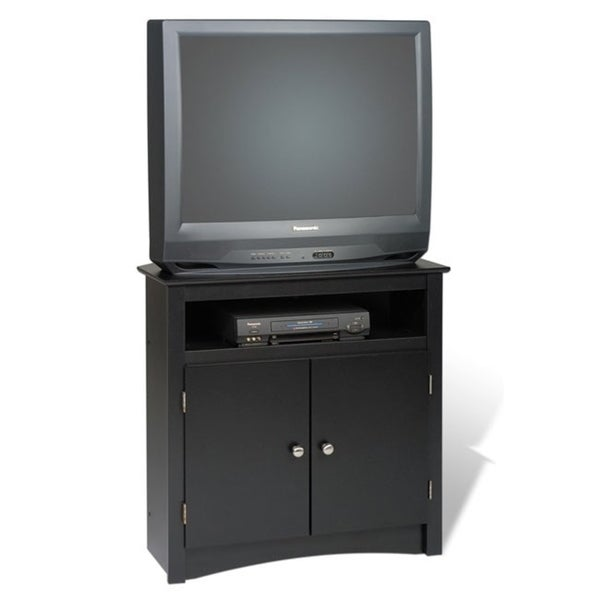 Shop Broadway Tall Corner Tv Cabinet Free Shipping Today