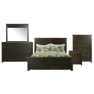 Carbon Loft Warbeck King Storage 5-piece Bedroom Set