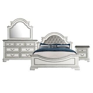 Picket House Furnishings Caroline King Panel 4PC Bedroom Set