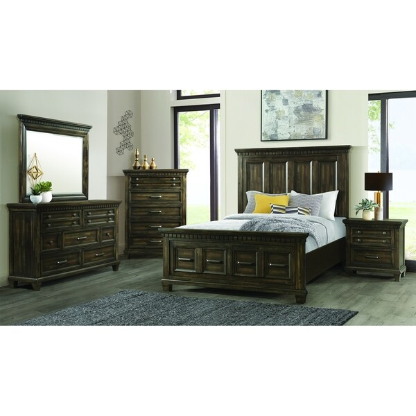 Picket House Furnishings Johnny Queen Storage 6PC Bedroom Set