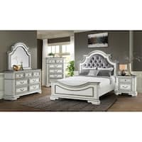 Picket House Furnishings Caroline Queen Panel 4PC Bedroom Set