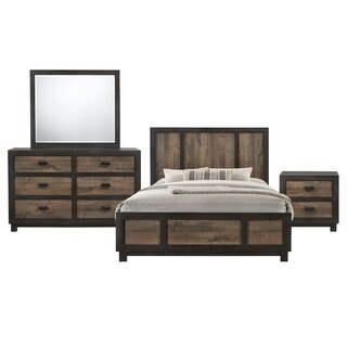 Picket House Furnishings Harrison King Panel 4PC Bedroom Set