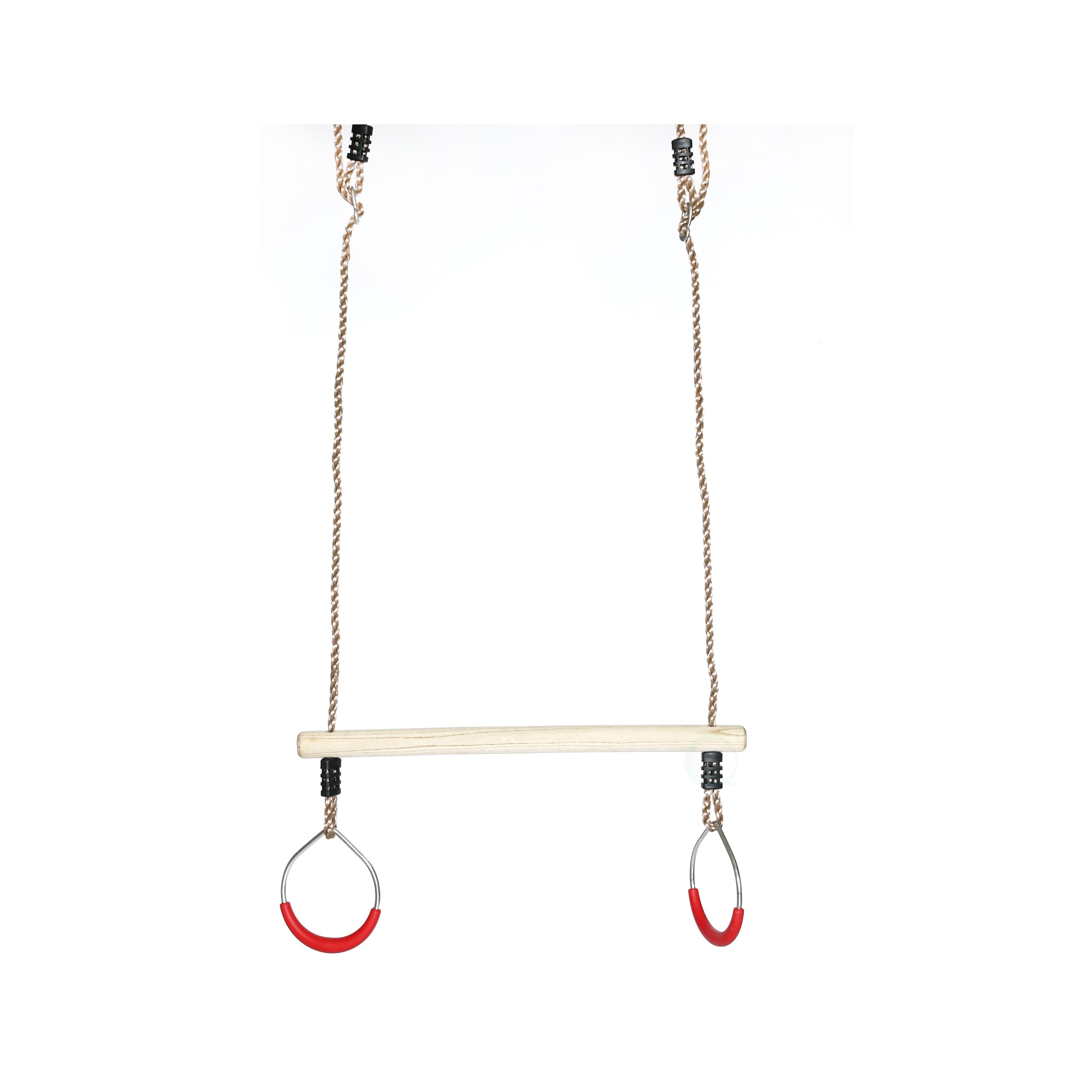 Standard Trapeze bar W//Rings