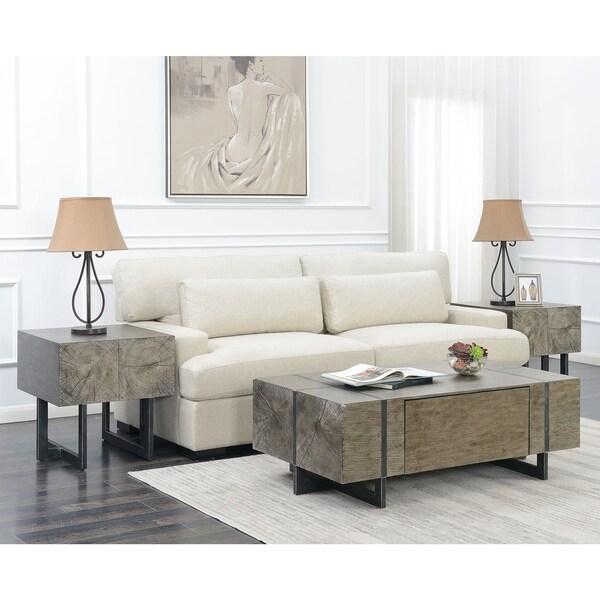 Picket House Furnishings Laguna 3PC Occasional Table Set