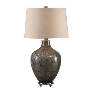 Uttermost Adria Grey 1-light Table Lamp