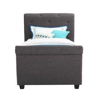 Picket House Furnishings Addie Youth Twin Upholstered Bed