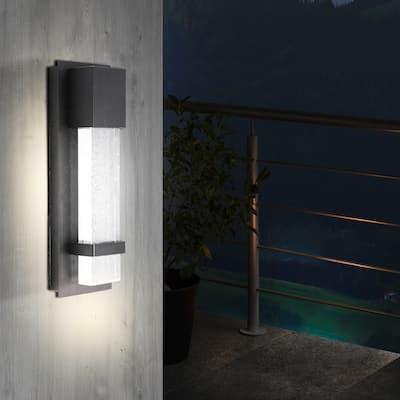 Eglo Venecia 15-inch LED Outdoor/ Indoor Wall Light