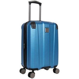 Kenneth Cole Reaction 'Continuum' 20in Lightweight Hardside 8-Wheel Spinner Expandable Carry-On Luggage With Corner Guards
