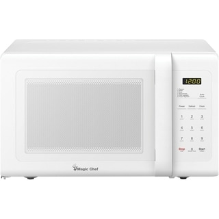 Link to Magic Chef MCD993W 0.9 Cu. Ft. Countertop Microwave Oven - White Similar Items in Kitchen Appliances