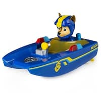 Paw Patrol Paddlin' Pup Sea Patrol Vehicles - Chase