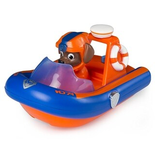 Paw Patrol Paddlin' Pup Sea Patrol Vehicles - Zuma