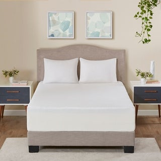 Flexapedic by Sleep Philosophy 14-inch Gel Memory Foam Mattress Maximum Comfort with Removable Knitted Cooling Cover