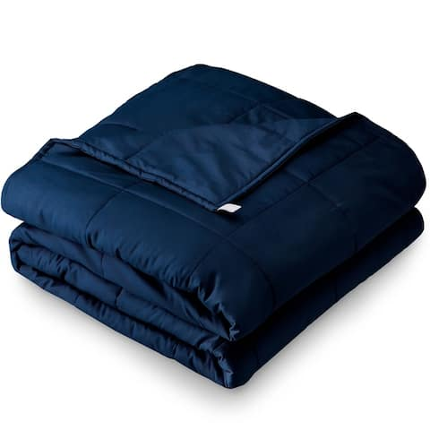 Cotton Weighted Sensory Blanket - Adults & Children - Reduce Anxiety
