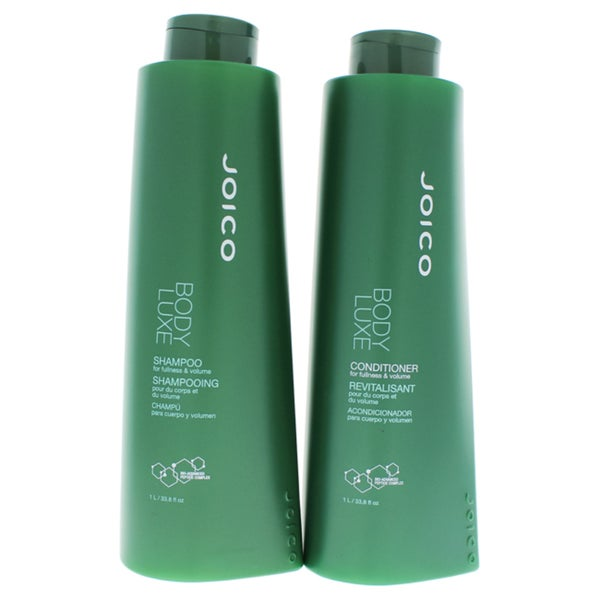 Joico Body Luxe 33 8-ounce Shampoo & Conditioner Duo