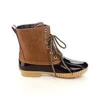 Yoki-Dylan Women's Duck Boots