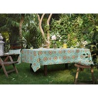 Waverly Olivia Indoor/Outdoor Tablecloth