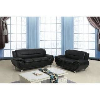 Michael Segura Sofa+Loveseat Living Room Set