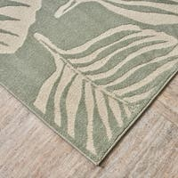Verbena Indoor/ Outdoor Floral Area Rug by Christopher Knight Home